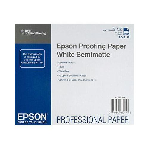 Epson Proofing Paper Smimat Wh