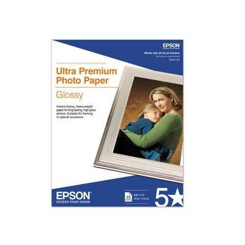 UltraPrem.Glossy Paper 8.5 x11