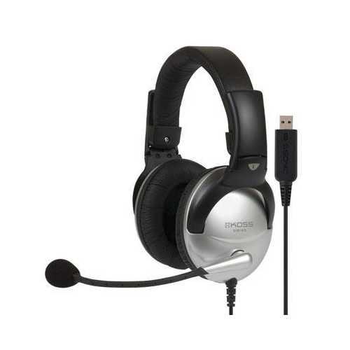 Communication Headset With Usb