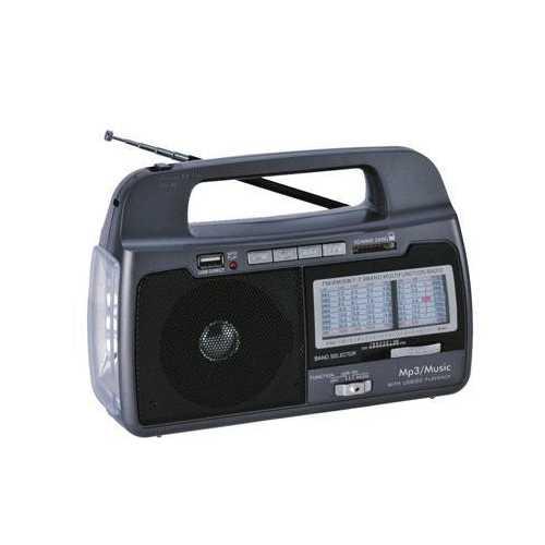 9 Band AM FM Radio