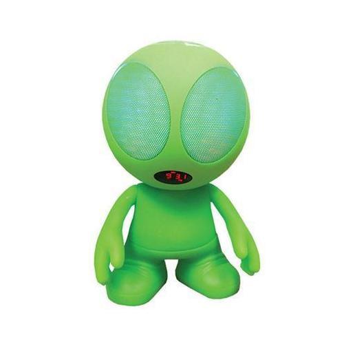 Alien Bluetooth Speaker Green