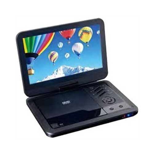 """10.1"""" Portable Dvd"""
