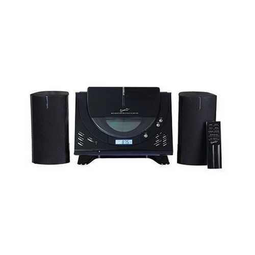 Home Audio System With Bluetooth Cd