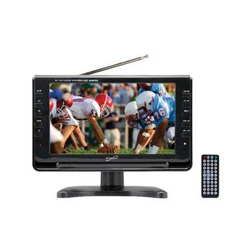 "9"" Portable LCD TV"