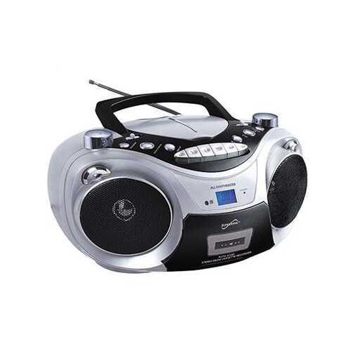 Portable Bluetooth Audio System Silvr