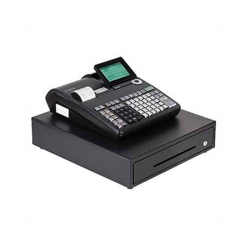 2 sheet thermal cash register