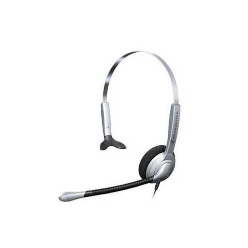 Over The Head Monaural Headset