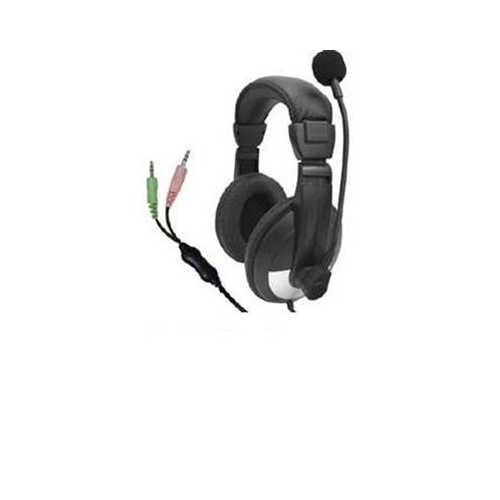 Basic Lab Headphone Black