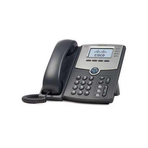 4 Line IP Phone w Display