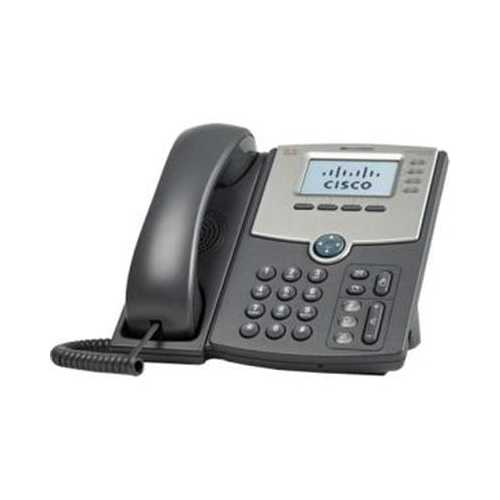 8 Line IP Phone With Disply Refrb