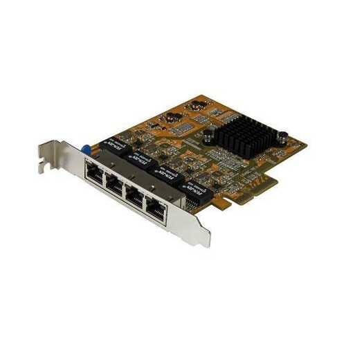 4Port PCIe Gigabit Ntwrk Adptr