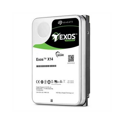 12TB Exos X14 HDD 512E SAS