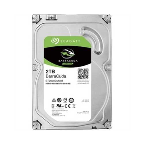"2TB BarraCuda 3.5"" HHD 7200RPM"