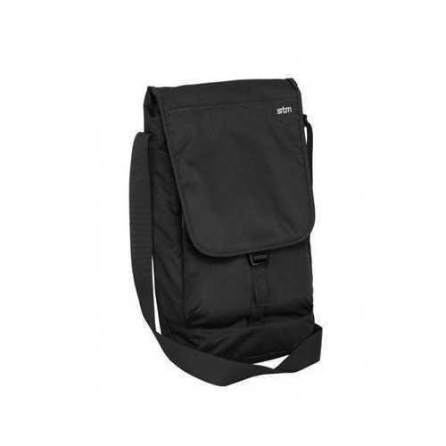 """Linear 13"""" Shoulder Bag Blk"""