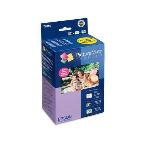 PictureMate Print Pack Glossy
