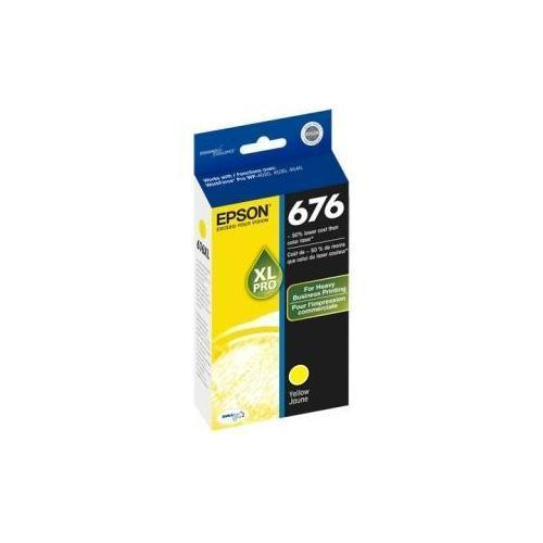 676xl Yellow Ink Cartridge