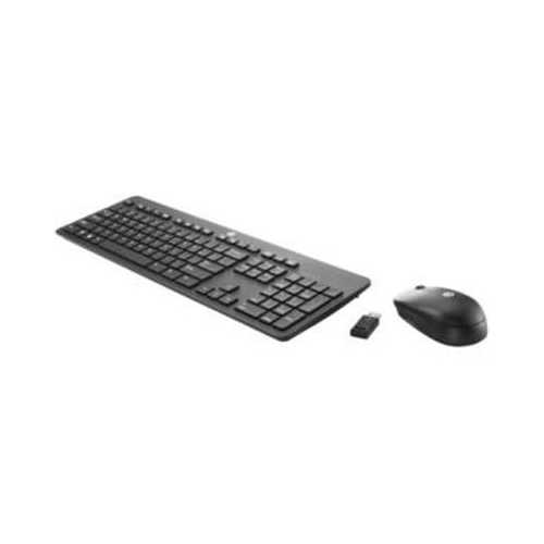 Slim Wireless Keyboard And Mouse