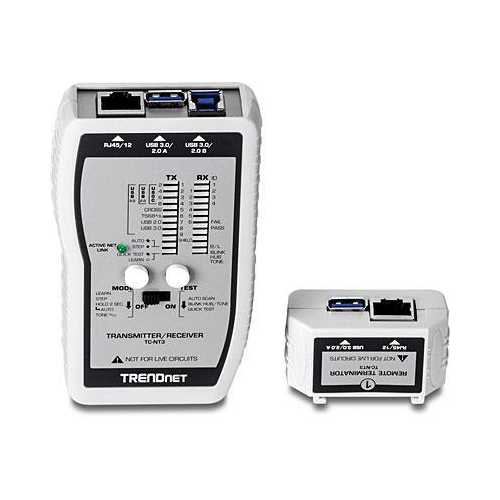 VDV and USB Cable Tester