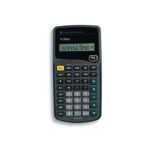 Ti30xa Scientific Calculator