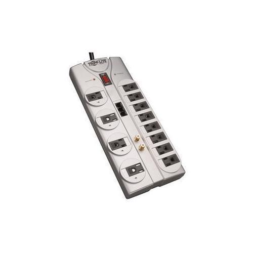 12 Outlets Tel Dsl Coax 8ft