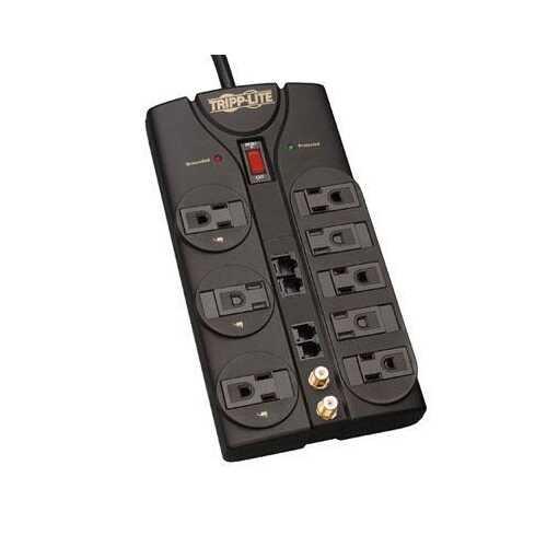 8 Outlet 810J Surge