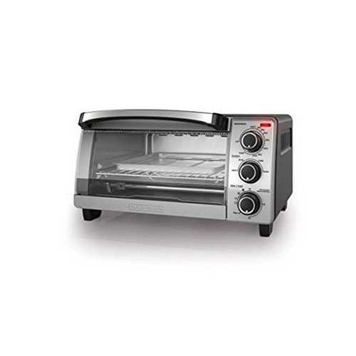 Bd 4 Slice Toaster Oven Ss