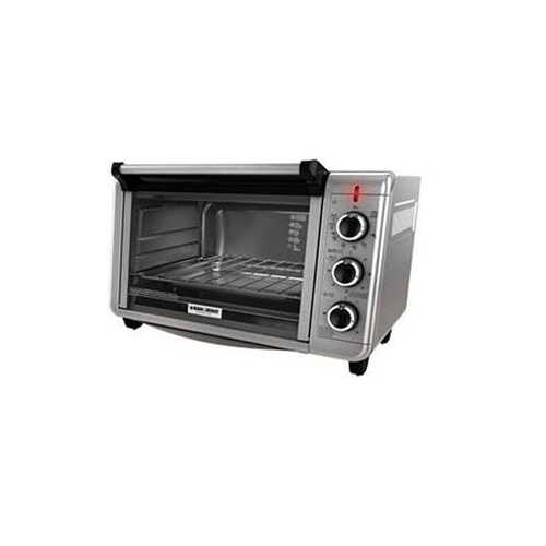 Bd Toaster Oven Ss Silver