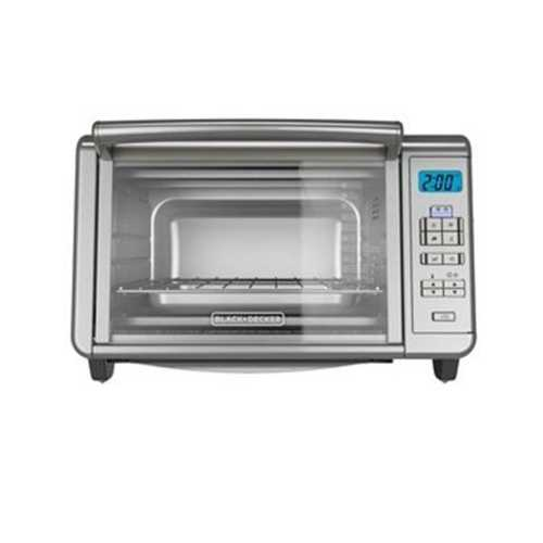 Bd Toaster Oven 6slice Ss