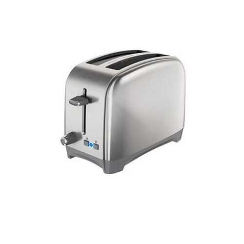 Bd 2-slice Toaster Ss Silver