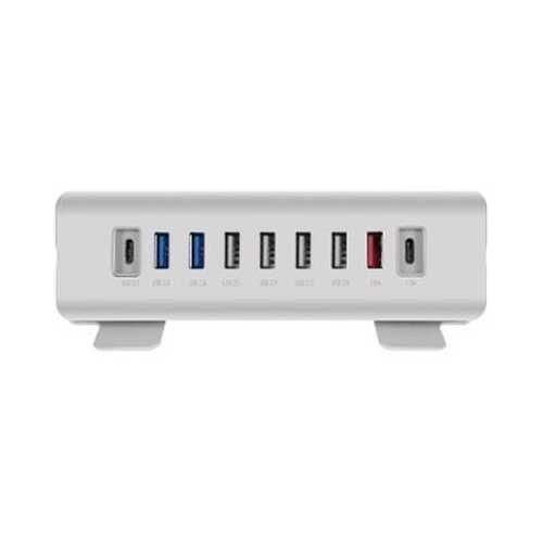 9 PORT USB HUB CHARGER