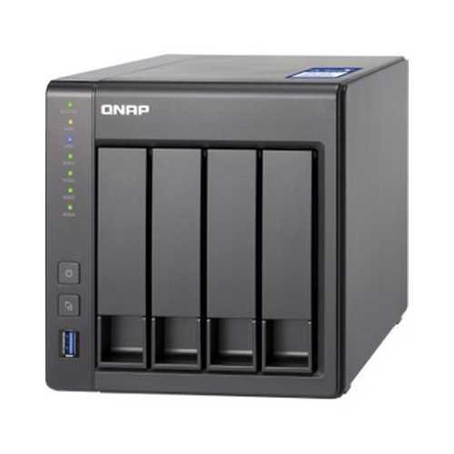 QNAP TS 431X2 ARM based NAS
