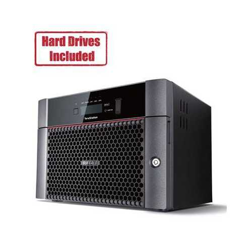 Terastation 5810dn 64tb 8 Bay