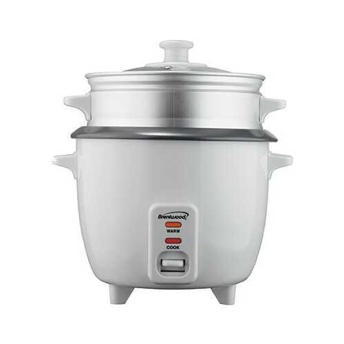 Rice Cooker Steamer NS 4Cup