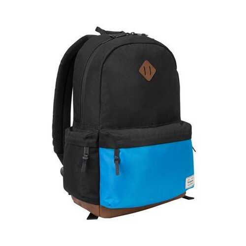 "15.6"" Strata Backpack Black/bl"