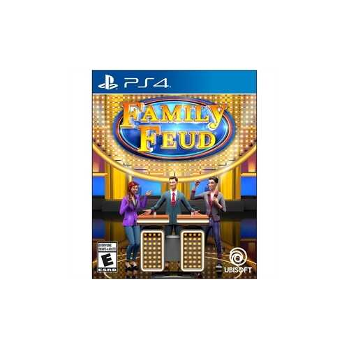 Family Feud PS4