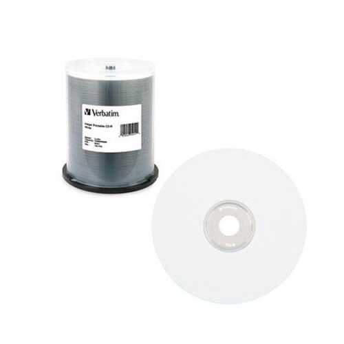 CD-R 80MIN 700MB 52X White Ink