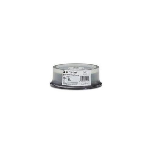 Bdr 25gb 4x White Thermal 25pk