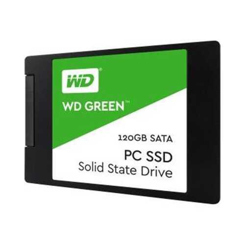 """WD Green 2.5"""" SSD 120GB"""