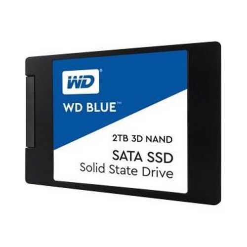 WD Blue3D NAND SATA SSD 2TB