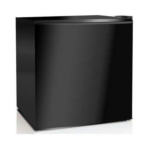 1.1cf Upright Freezer Black