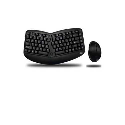 Wireless Ergo Keyboard & Mouse