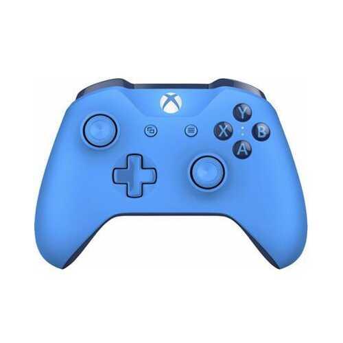 Xboxone Branded Wl Ctrllr Blue
