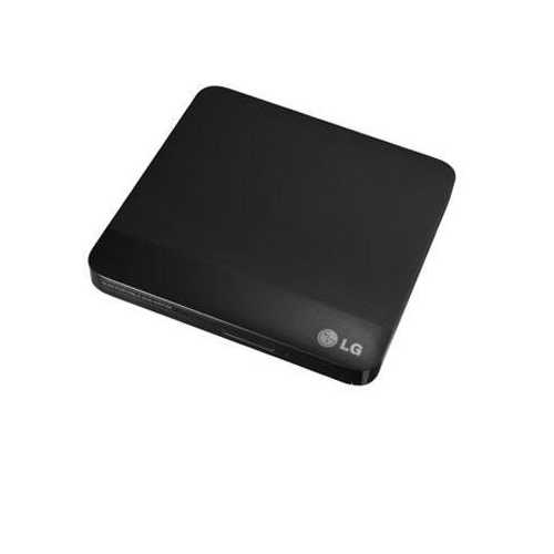Ext 8X Slim USB DVD RW Black