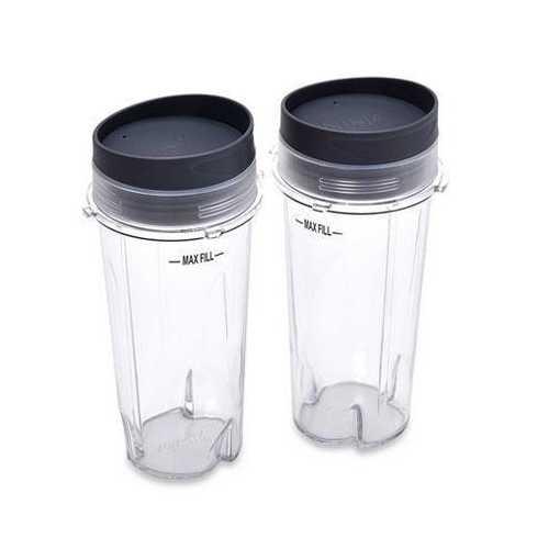 Nutri Ninja Cups With Lids 2 24oz