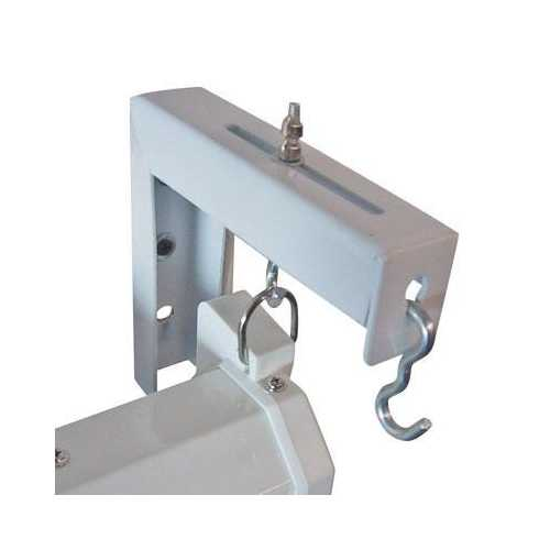 "6"" L Mounting Brackets White"