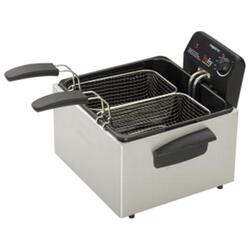 Dual Element Immersion Fryer