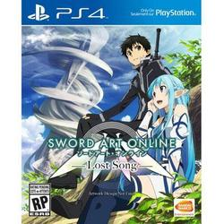 Sword Art Online Lostsong Ps4