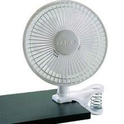 """6"""" White Clip Fan"""