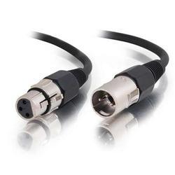 25' XLR M to XLR F Cable