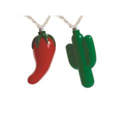 LED Party Lites Chili Cactus